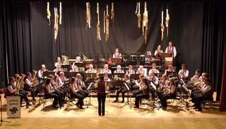 Kurkonzert mit der Musikkapelle Oggelshausen