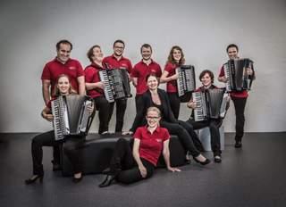 Kurkonzert mit dem Akkordeon Orchester Oberes Rißtal