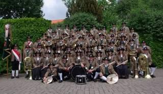 Kurkonzert mit der Musikkapelle Betzenweiler